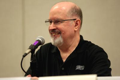 Star Wars novelist to headline Rob Con