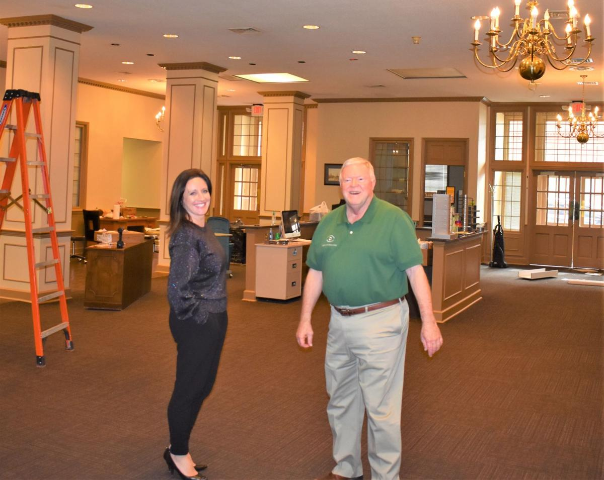 Downtown Rogersville's US Bank branch set for conversion to optometry office