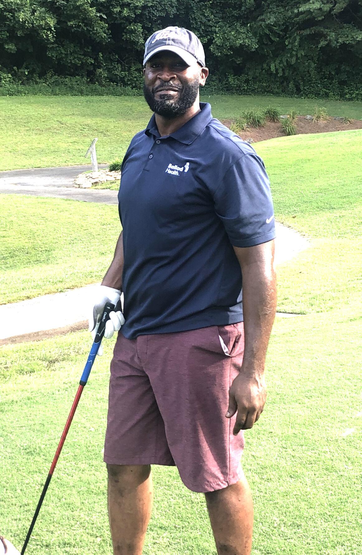 Cecil Moore golf