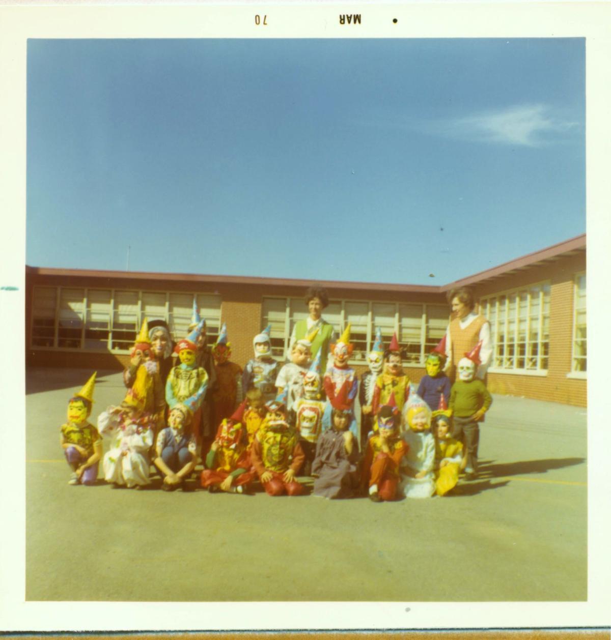 Remembering kindergarten shenanigans of 1969-70 LONGER WEB VERSION fifth column