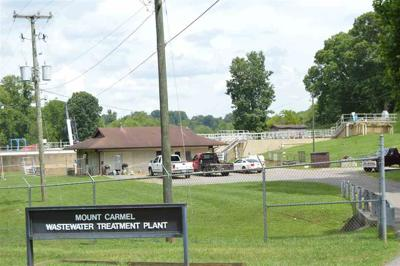 Mount Carmel hopes to complete mandatory sewer plant repairs without rate hike