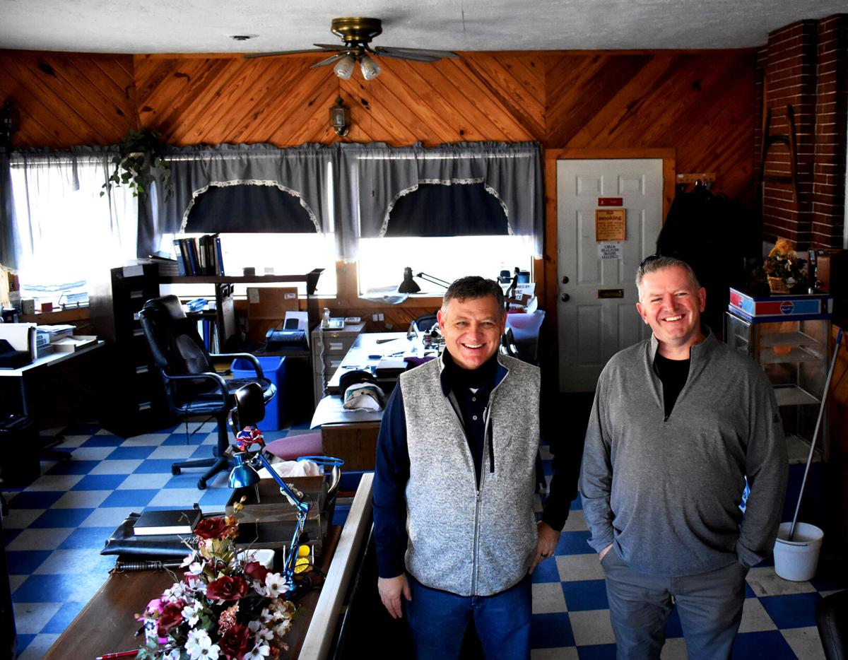 Lawson brothers turning old bus stop, bank into incubator for restaurants, retail