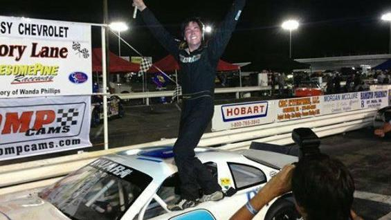 Campbell Wins Courtesy Chevrolet 150 Lpr S Regular Racing Slate Back This Weekend Sports Timesnews Net
