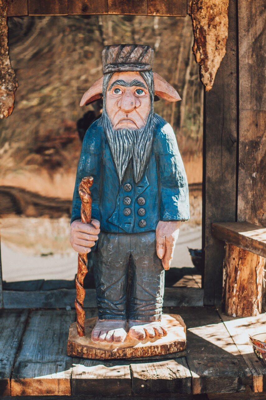 Troll Unveiled in Appalachia