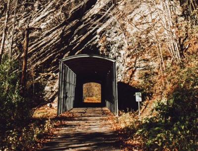 Bee Rock Tunnel