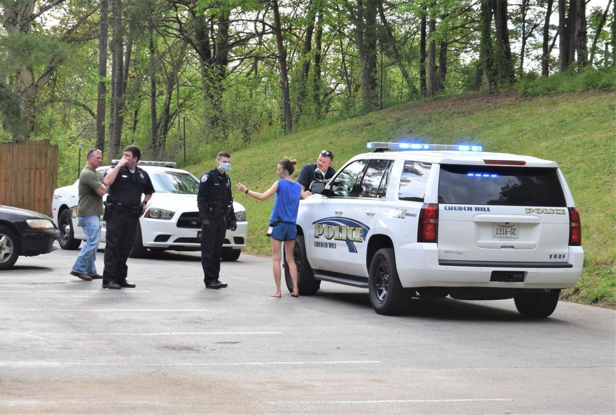 Police seek suspect in Church Hill Inn stabbing