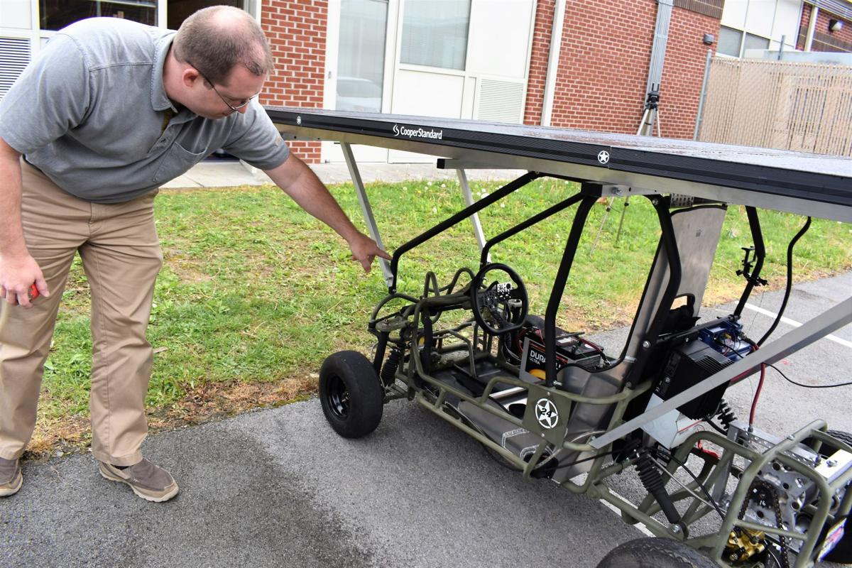 Tiny Clinch School to defend its solar Go-Kart title