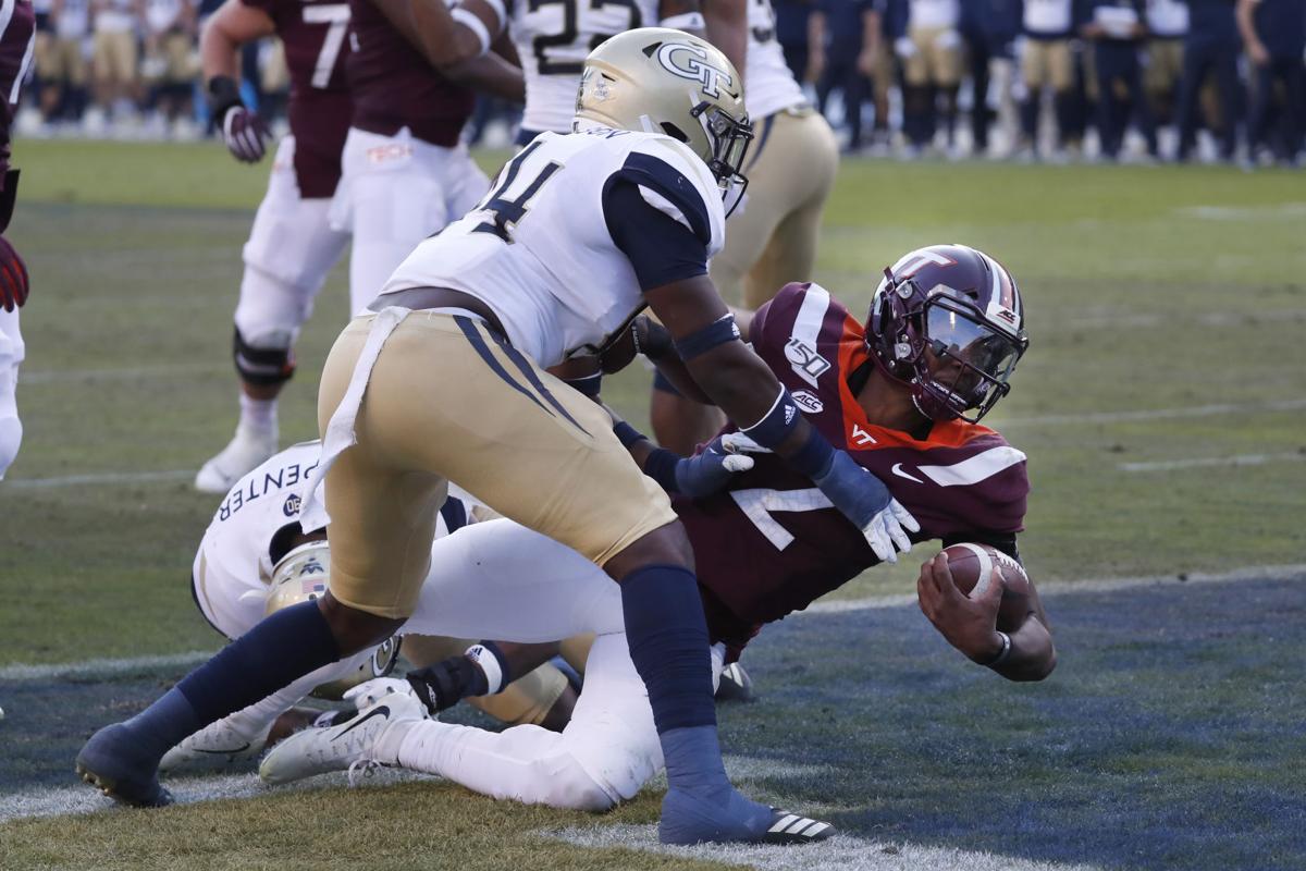 No. 25 Hokies, Pitt meet in critical ACC Coastal clash