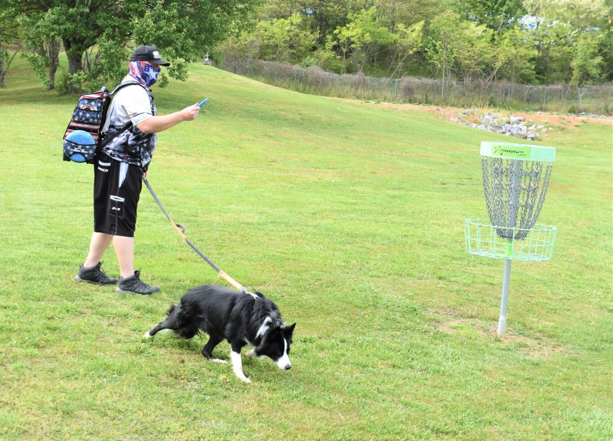 Committee appointed to recommend design for Rogersville's new dog park