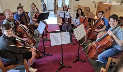 East Tennessee Cello Choir