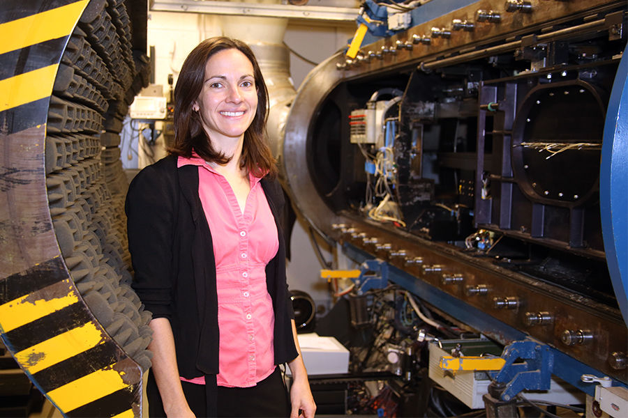 Wind work: Purdue, Dobyns-Bennett graduate honored for wind tunnel work