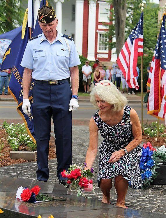 New Post 21 commander will be keynote speaker at Rogersville Memorial Day service