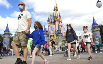 Walt Disney World Anniversary