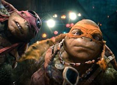 'Ninja Turtles' tops 'Expendables 3,' 'Let's Be Cops' at box office