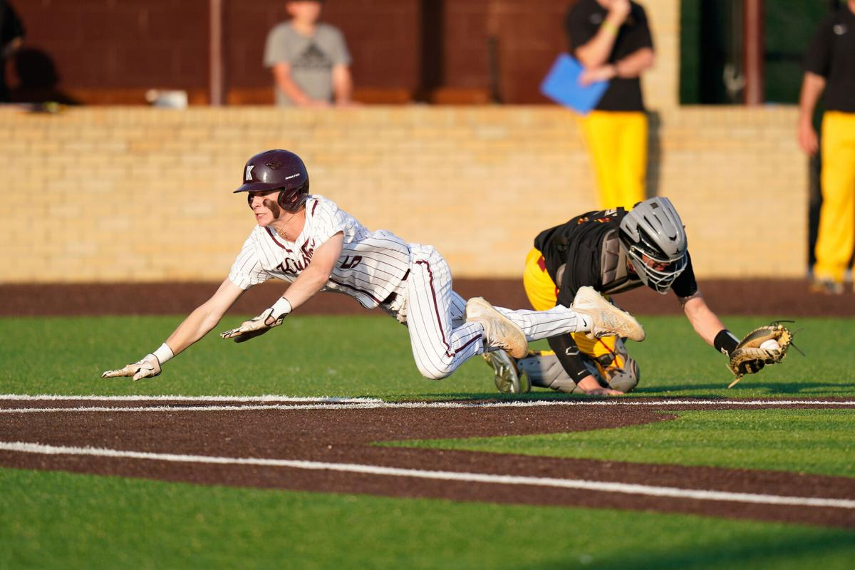Baseball Science Hill at Dobyns-Bennett