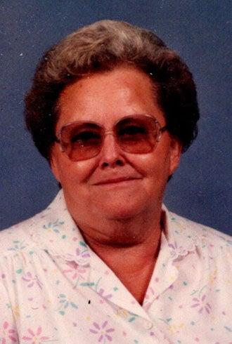 Norma Geraldine Parker