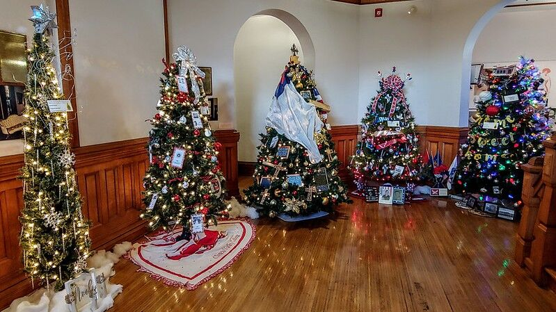 Festival of Trees at Southwest Virginia Museum