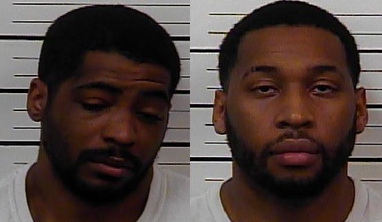 Two charged in raid on 'drug store' near Rogersville Middle