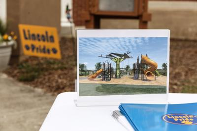 Lincoln playground