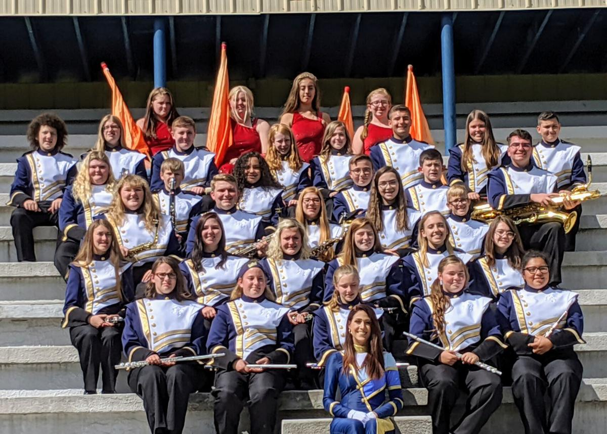 King's most recent band in fall 2019