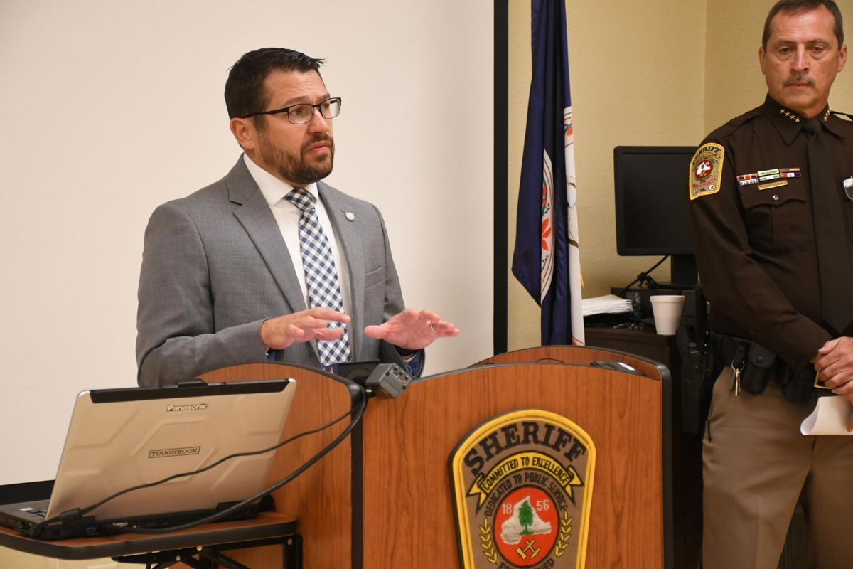 Wise County Commonwealth's Attorney Chuck Slemp III