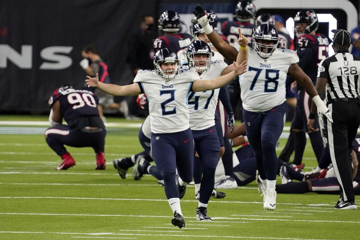 APTOPIX Titans Texans Football