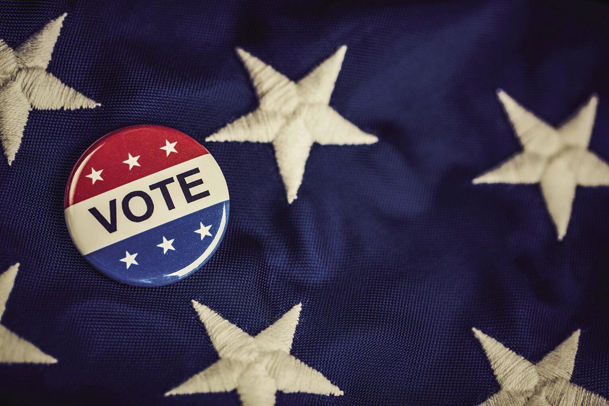 Voting logo
