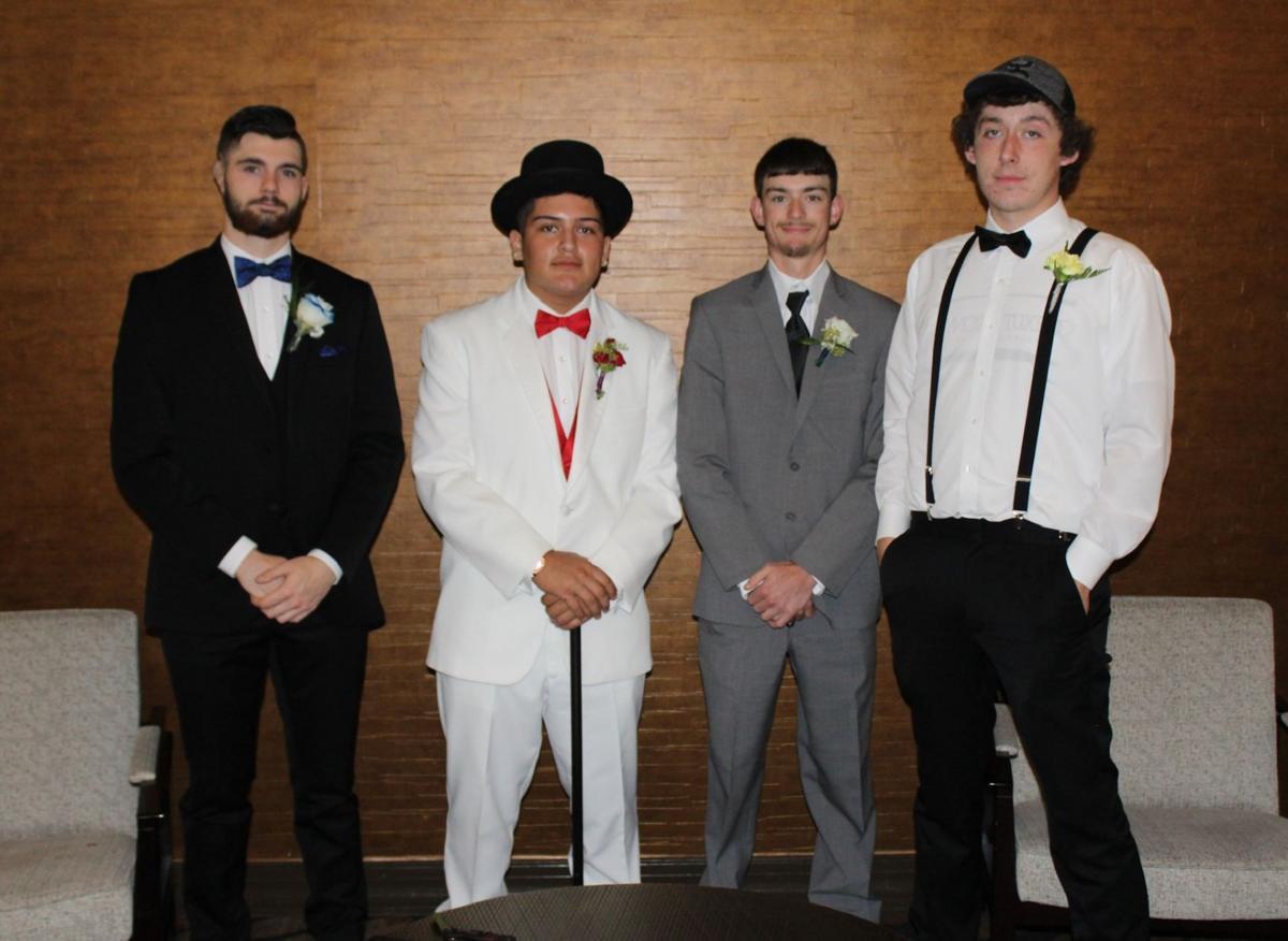 Prom 2019: Rye Cove High School