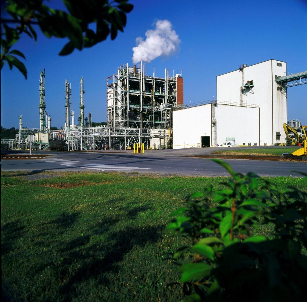 Eastman coal gasification facility