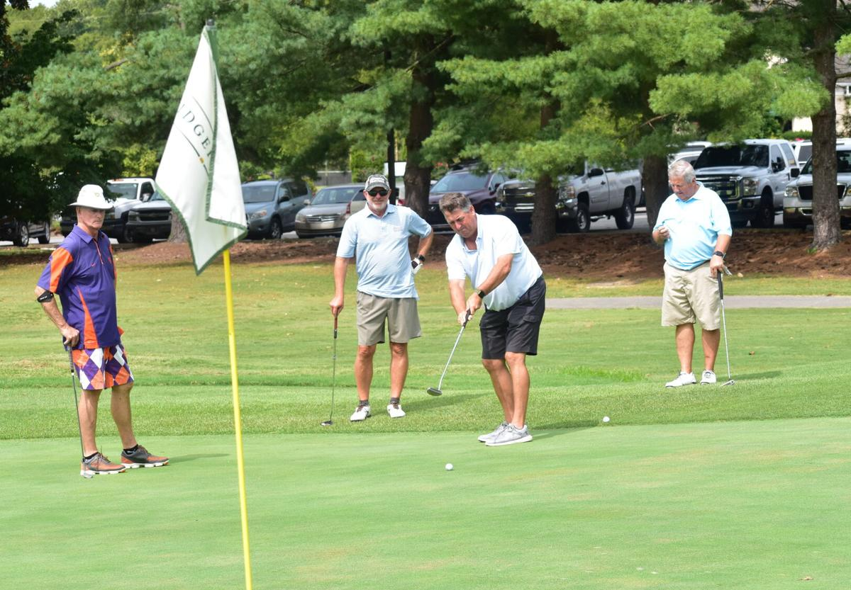 Kingsport Chamber Golf Scramble
