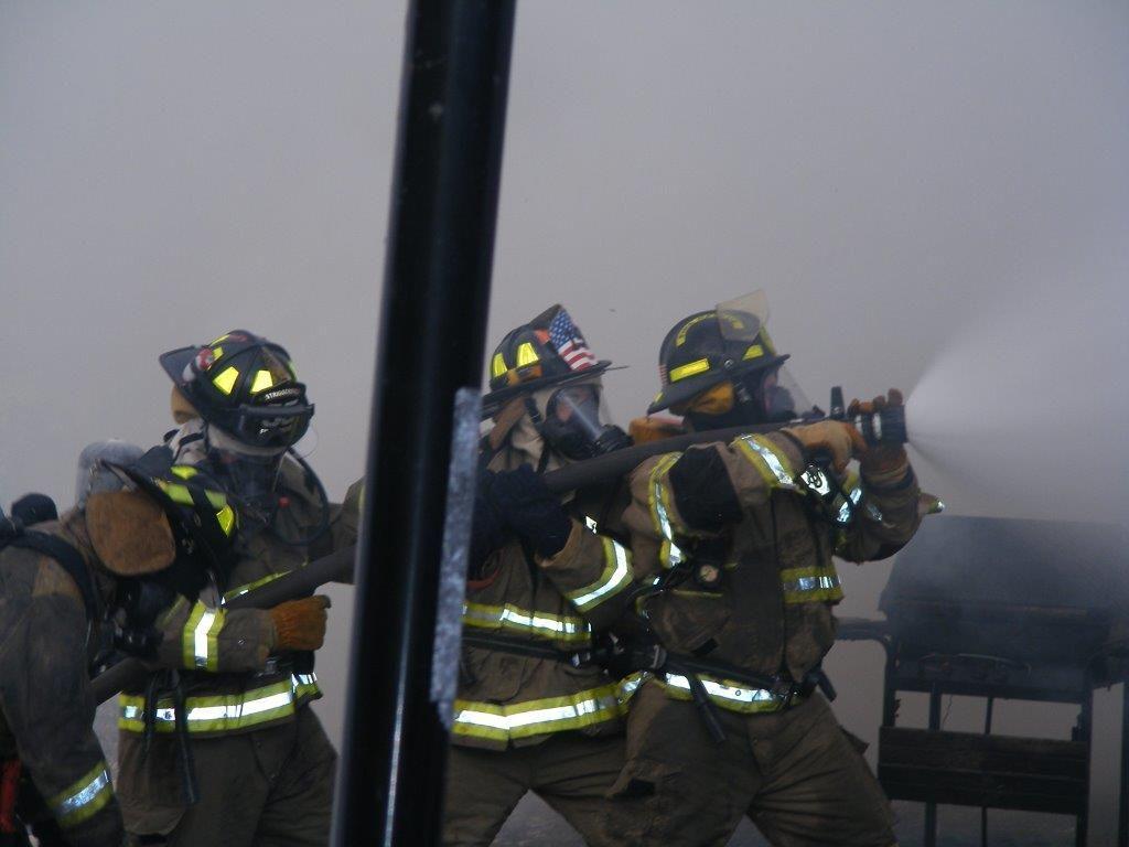 Hawkins County firefighters 001