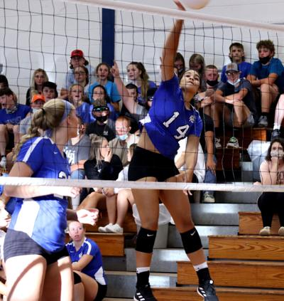 Lady Blue Devils continue run in Mountain 7 with win over Union