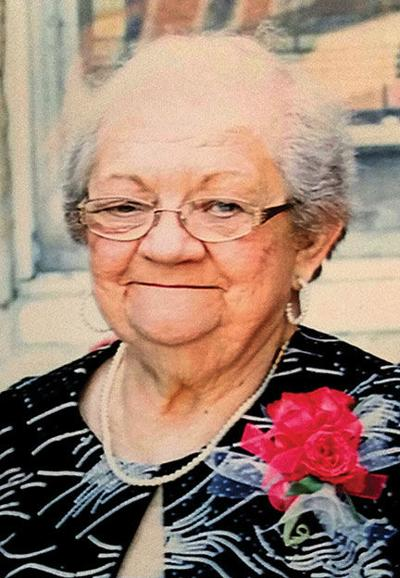 Doris Mae Mudra (nee Klein)