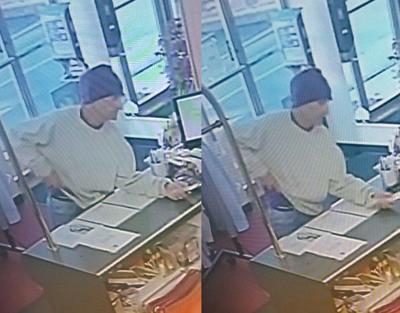 Armed robbery in Kirkwood