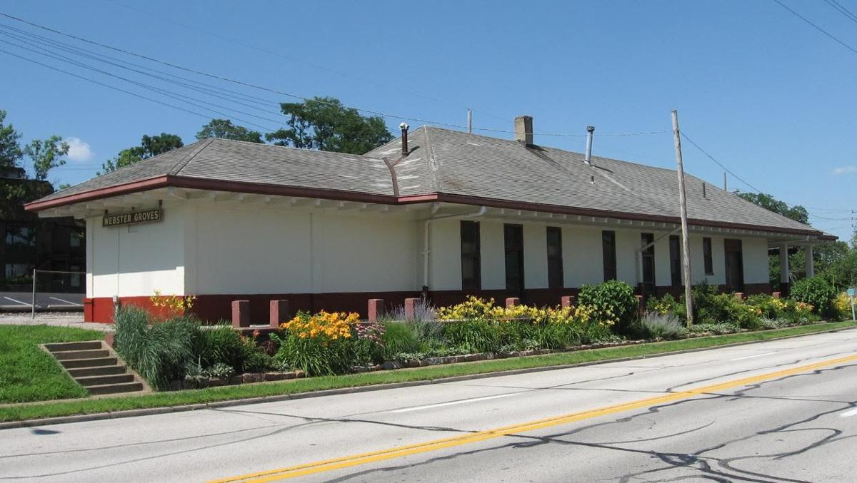 Big Bend Railroad Club Depot