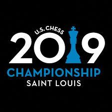 2019 Chess Championship Logo