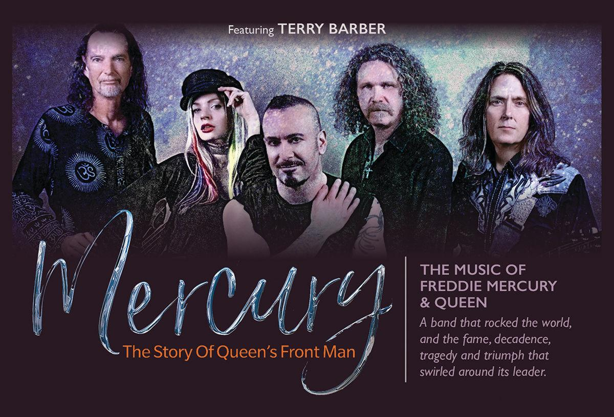 Terry Barber Mercury promo