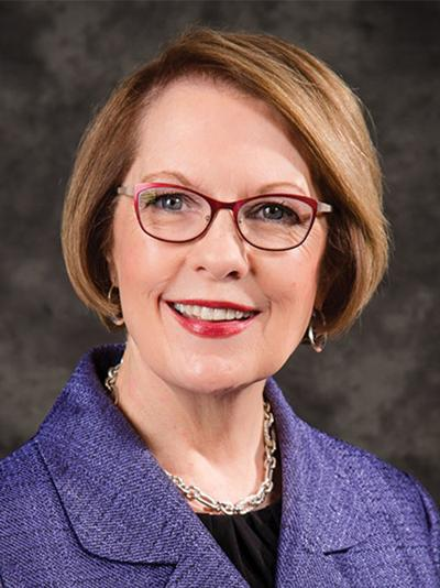 President Beth Stroble