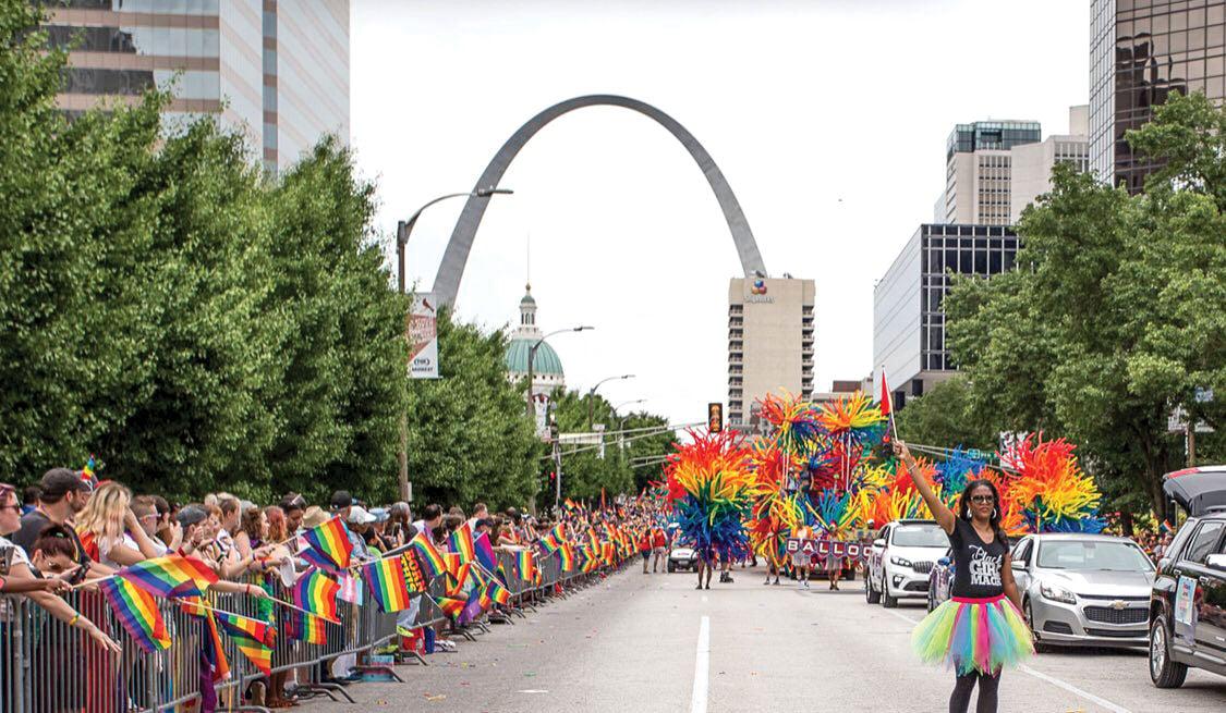 PrideFest STL 2018