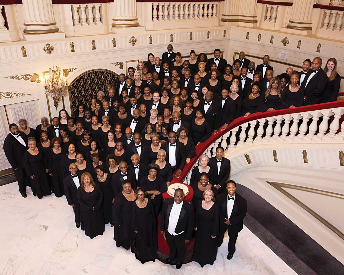 IN UNISON Chorus at Powell Hall