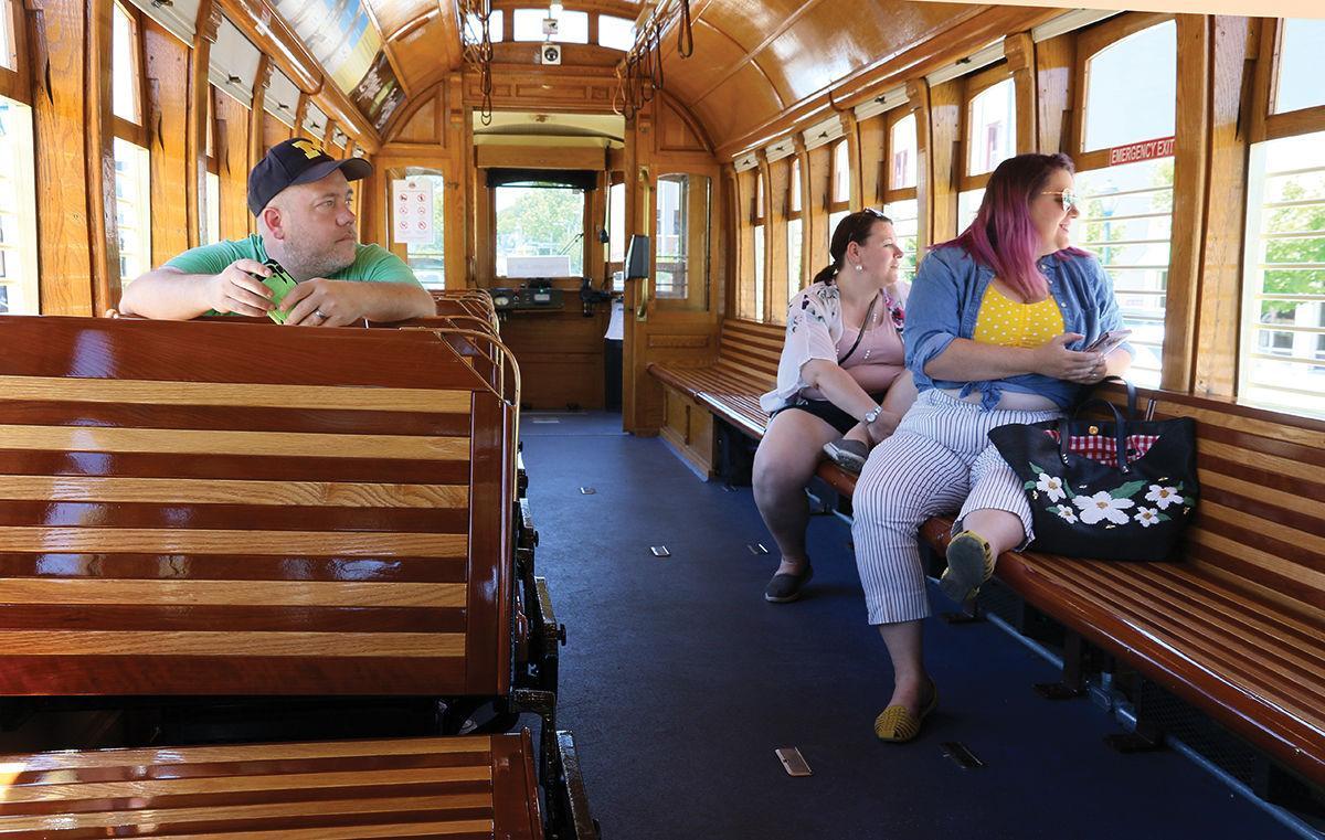 Loop Trolley ridership