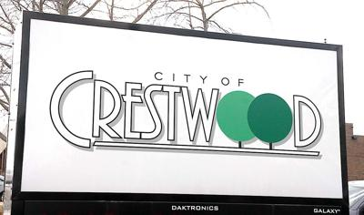 Crestwood City sign NL