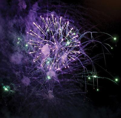 WG Community Days - Fireworks 2