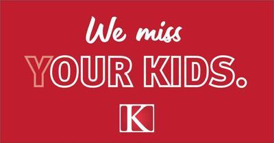Kirkwood Schools we miss our kids
