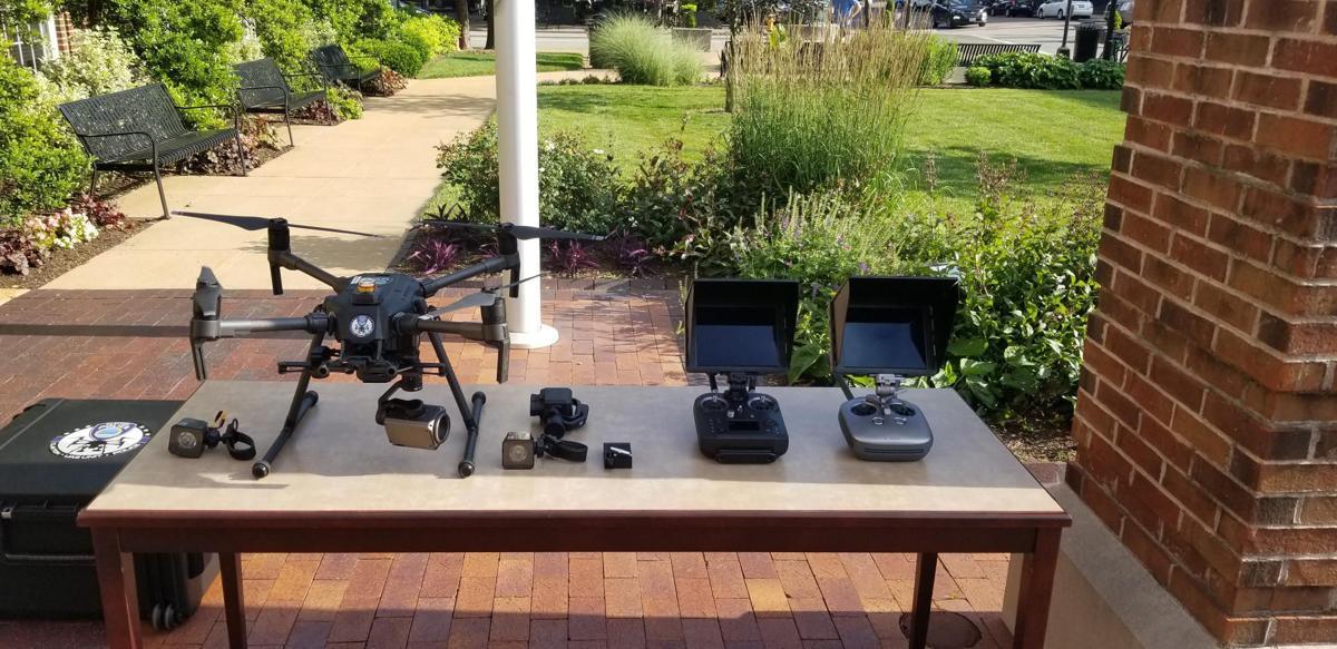 Clayton drones