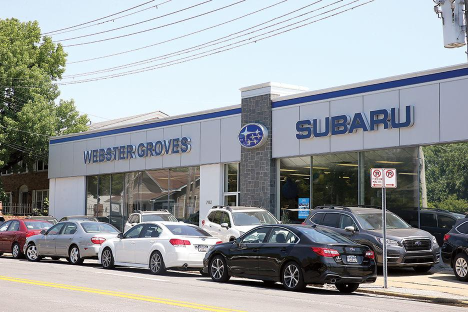 Webster Groves Subaru Considers Possible Move From Old Orchard