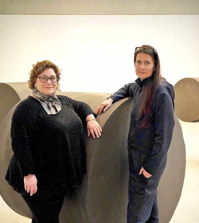 Lisa Melandri and Christine Corday