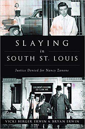 Slaying in South St. Louis book cover