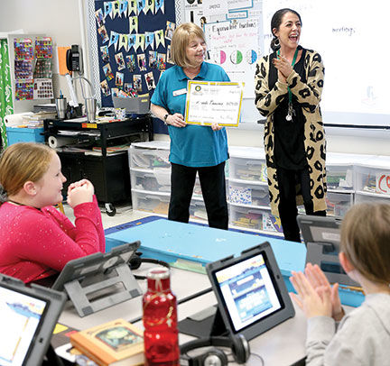 Prize Parade! Lindbergh Teachers Surprised With $27,000 In Grants