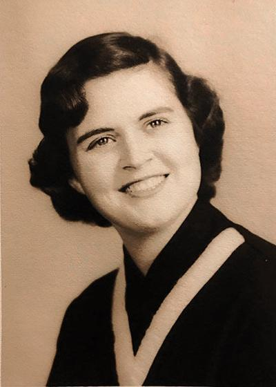 Georgia M. Johnson obituary